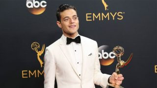68th Primetime Emmy Awards, Press Room, Los Angeles, USA - 18 Sep 2016